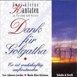 Dank für Golgatha