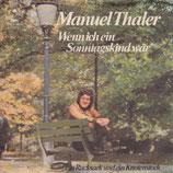 Manuel Thaler - Wenn ich ein Sonntagskind wär