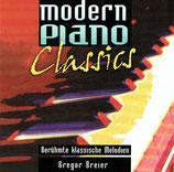 Gregor Breier - Modern Piano Classics