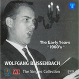 Wolfgang Blissenbach : The Early Years 1960's (The Singles Collection on 2 CD)