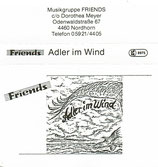 Friends - Adler im Wind