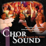 CHOR SOUND : Songs & Gospel für Chöre mit ChorSound, Perspektiven, Elaine Hanley, David Thomas, Erin Kincaid u.a.