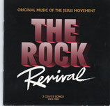 THE ROCK Revival - Original Music from the Jesus Movement 3 CD's / 55 Songs / 24 Page Book