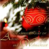 Die schönsten Lieder zur Advents-und Weihnachtszeit (Hänssler, 2-CD)