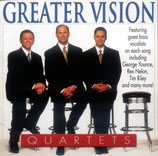 Greater Vision - Quartets CD -