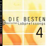 Die besten deutschen Lobpreissongs 4 (Music House Lobpreis-Hits 4)