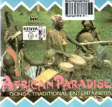 GONDA TRADITIONAL ENTERTAINERS : AFRICAN PARADISE