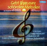 Studio-Chor des Musischen Bildungszentrums - Gebt Ihm eure schönsten Melodien
