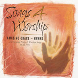 Songs 4 Worship - Amazing Grace Hymns 2-CD