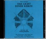 Peter Janssens - Das Licht einer Kerze ; Advents- und Weihnachtslieder CD-R
