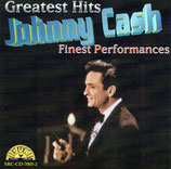 Johnny Cash - Greatest Hits - Finest Perfomances