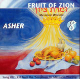 Fruit of Zion 8 - Asher
