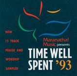 Maranatha Music - Time Well Spent '93
