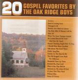 Oak Ridge Boys - 20 Favorites By The Oak Ridge Boys -