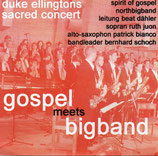 duke ellingtons sacred concert - gospel meets bigband : SPIRIT OF GOSPEL meets NORTHBIGBAND