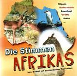 Die Stimmen AFRIKAS incl.Beiheft mit ausführlichem Tierlexikon