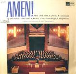 First Baptist Church Mass Choir - Amen!