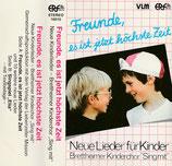 """Brettheimer Kinderchor """"Sing mit"""" - Freunde, es ist jetzt höchste Zeit"""