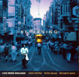 Don Potter / Peter Helms / Recabite Band - Returning