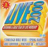 Kingsway Music : Live 2000 - Reviewing A Great Year Of Live Worship (2-CD)