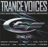 TRANCE VOICES Volume Nine (2-CD)
