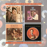 Jim Reeves - Yours Sincerely / Blue Side Of Lonesome/ A Touch Of Sadness / On Stage (2-CD)