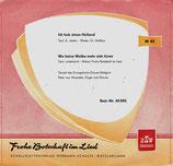 Terzett des Evangeliums-Chores Stuttgart - Frohe Botschaft im Lied 45095