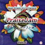 ICF Zürich - PraiseJam