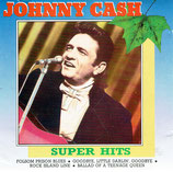 Johnny Cash - Super Hits (Ever Green)