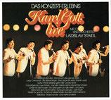 Karel Gott - Das Konzerterlebnis (Das Original Doppel-Live-Album auf CD)