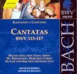 Bach-Ensemble Helmuth Rilling - Cantatas