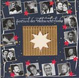 Festival der Weihnachtslieder (Jörg Swoboda,ProJoe,Manfred Siebald,Anja Lehmann,Wolfgang Tost,Hauke Hartmann,u.v.a.)