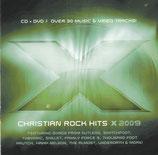 Christian Rock Hits X 2009 (CD+DVD)