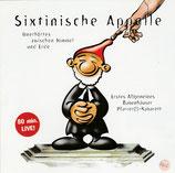 Erstes Allgemeines Babenhäuser Pfarrer (!) Kabarett : Sixtinische Appelle