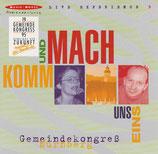 Live Experience 9 - Komm und mach uns eins (Gemeindekongress Nürnberg) - Martin Pepper