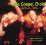 Oslo Gospel Choir - Live in Paris CD