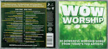 WOW Worship (green) : 30 Powerful Worship Songs From Today's Top Artists (2-CD)