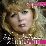 Judy DeRamus with The Jordanaires - His Kind Of Love (Re-leased)