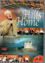 William McCrea & His Heartwarming Friends : The Hills Of Home DVD