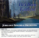 Jubilance Singers - He's Been Faithful