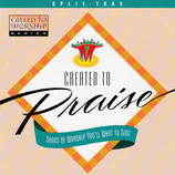 Created To Praise - Song of Worship You'll Want To Song (Called To Worshipe Series) Split-Trax