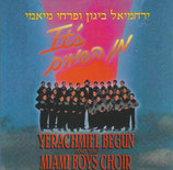 Yerachmied Begun & The Miami Boys Choir - It's From The Sky