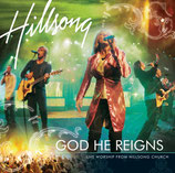 Hillsong Australia - God He Reigns 2-CD