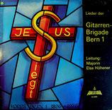 Heilsarmee Gitarren-Brigade Bern - Jesus siegt