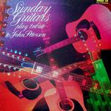Sunday Guitars play tribute to John Peterson