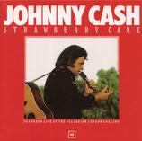 JOHNNY CASH : Strawberry Cake