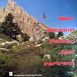 Wer diesem Felsen fest vertraut - Martin Gerhard, Lili Weisser, Männerchor Derschlag, u.a.