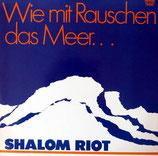 Shalom Riot - Wie mit Rauschen das Meer