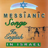 Various - Messianic Songs In Israel In English