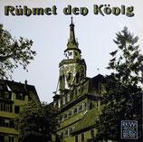 Chor des Albrecht-Bengel-Hauses - Rühmt den König